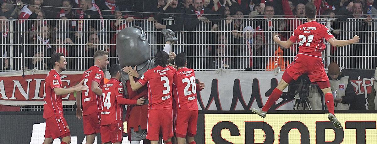 Union Berlin - Borussia M'gladbach