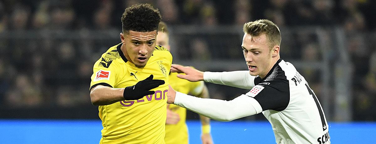 SC Paderborn - BVB Bundesliga 2019/20