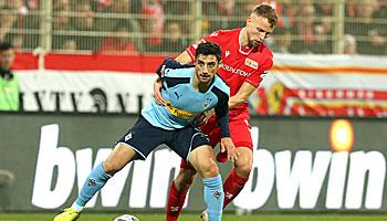 Borussia M'gladbach – Union Berlin: Immer nur Heimsiege …