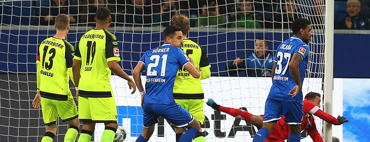 SC Paderborn - TSG Hoffenheim Bundesliga 2019/20