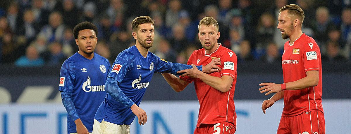 FC Schalke 04 - Union Berlin: Königsblau in der Krise