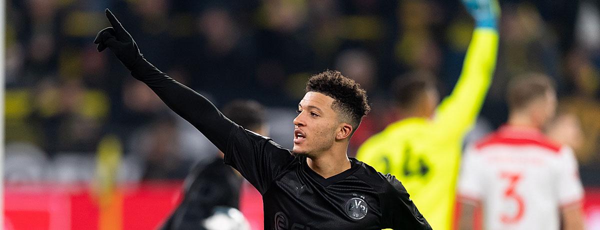 Jadon Sancho BVB Bundesliga 2019/20