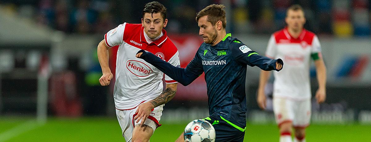 Union Berlin - Fortuna Düsseldorf Bundesliga 2019/20