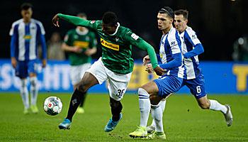Borussia Mönchengladbach – Hertha BSC: Matchball für die Königsklasse