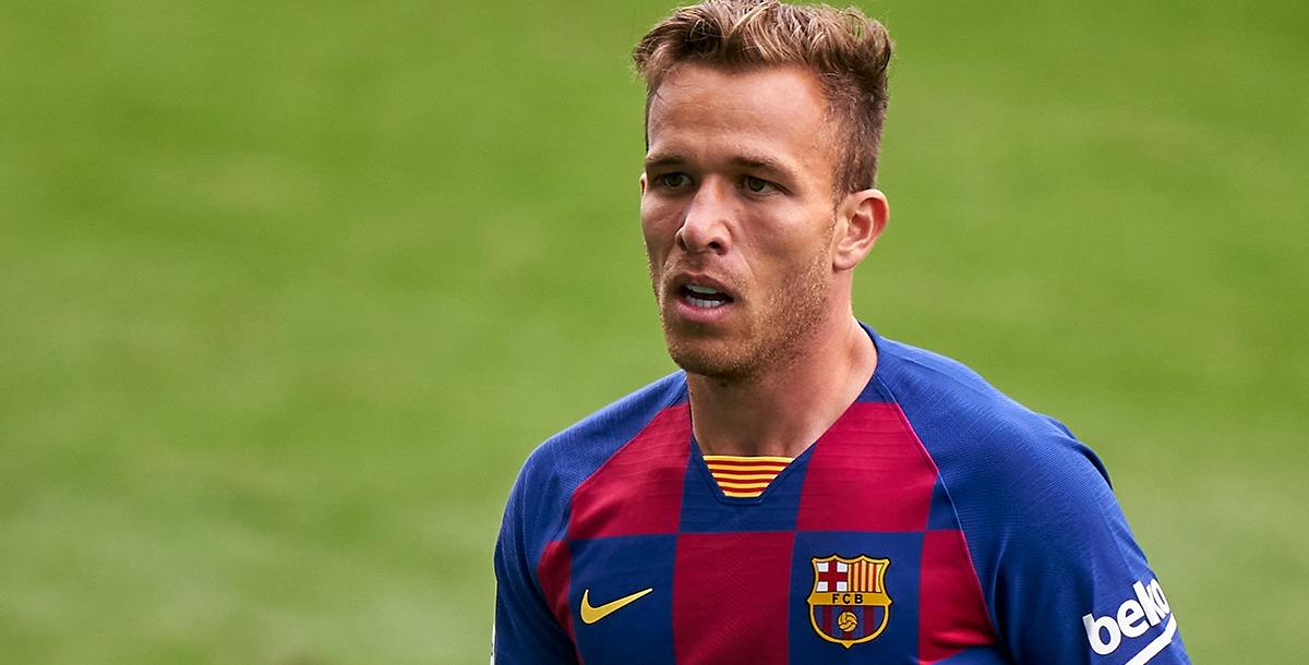 Kostete Juventus Turin schlappe 72 Mio. € - Arthur