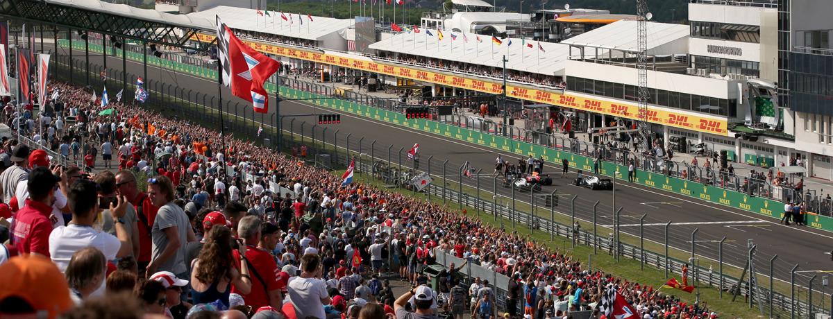 Formel 1 Ungarn: Es wird schmutzig im WM-Kampf