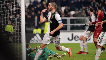 Juventus – AS Rom: Spitzenspiel light