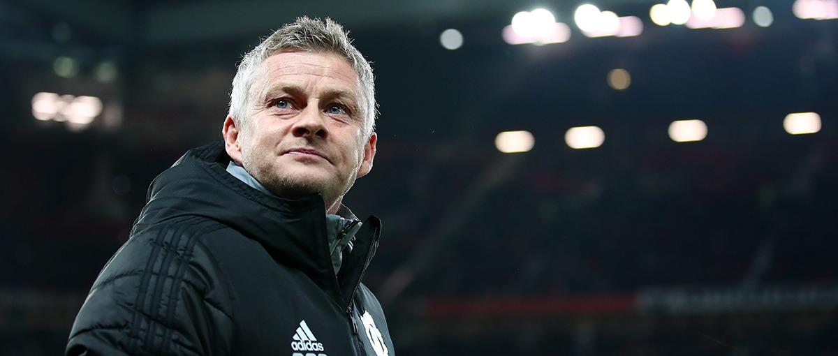 Hat aus Man Utd. wieder eine Spitzenmannschaft gemacht - Trainer Ole Gunnar Solskjaer