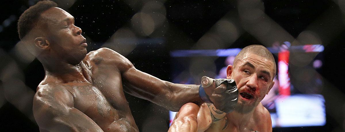 Robert Whitaker UFC