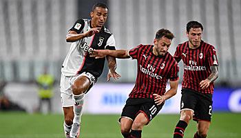 AC Mailand – Juventus Turin: Formstarke Teams im direkten Duell