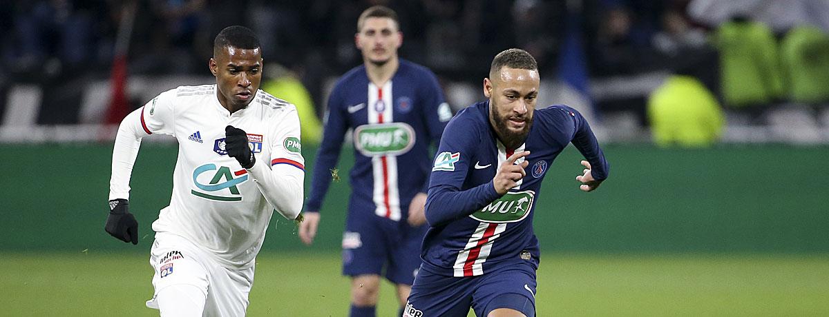 Neymar PSG Leipzig Champions League