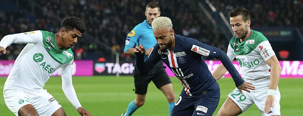 PSG - Saint-Etienne Coupe de France