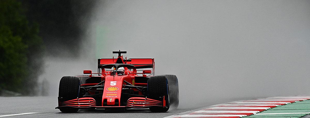 Ferrari Formel 1 Ungarn-GP