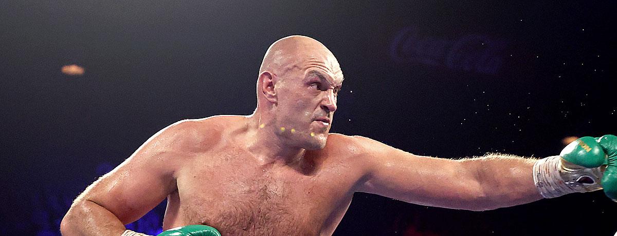 Analyse: So könnte der Kampf Joshua gegen Fury ablaufen