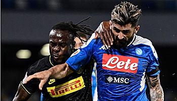 Inter Mailand – Neapel: Nerazzurri wollen Platz 2 verteidigen