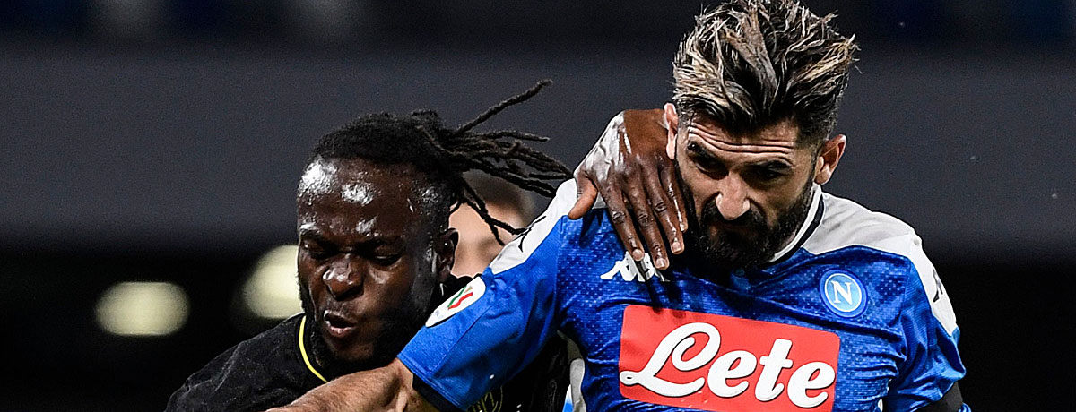 Inter - Neapel Serie A