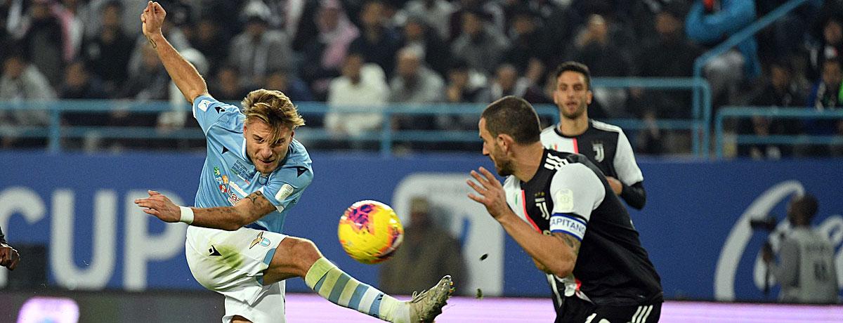 Juventus - Lazio Serie A 2019/20