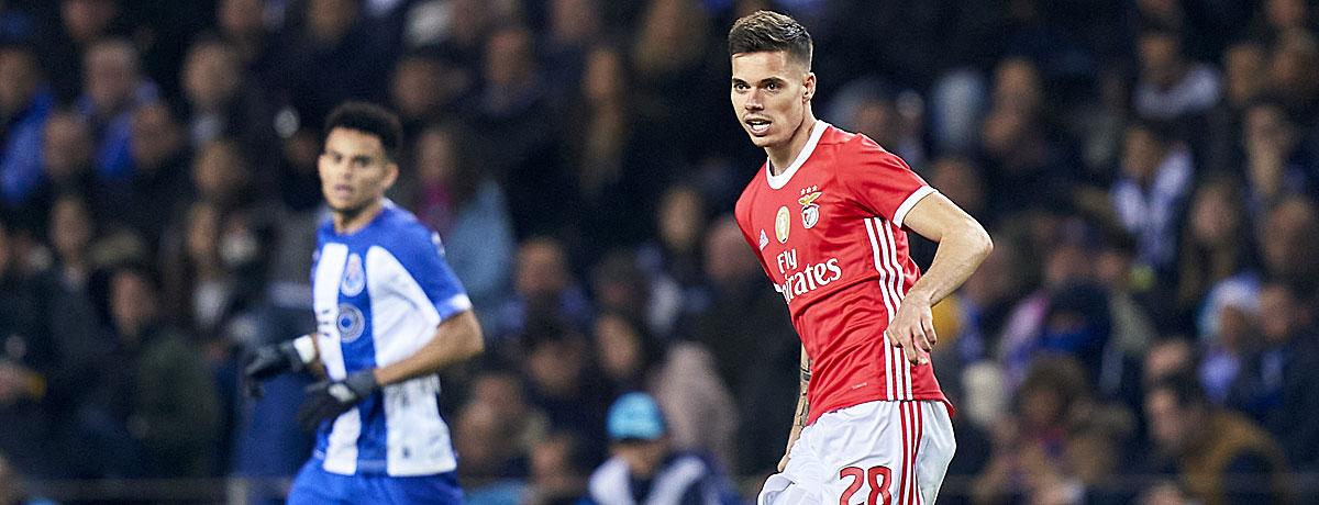 Julian Weigl Benfica