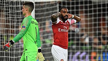 Arsenal – Chelsea: Kein London-Derby auf Augenhöhe