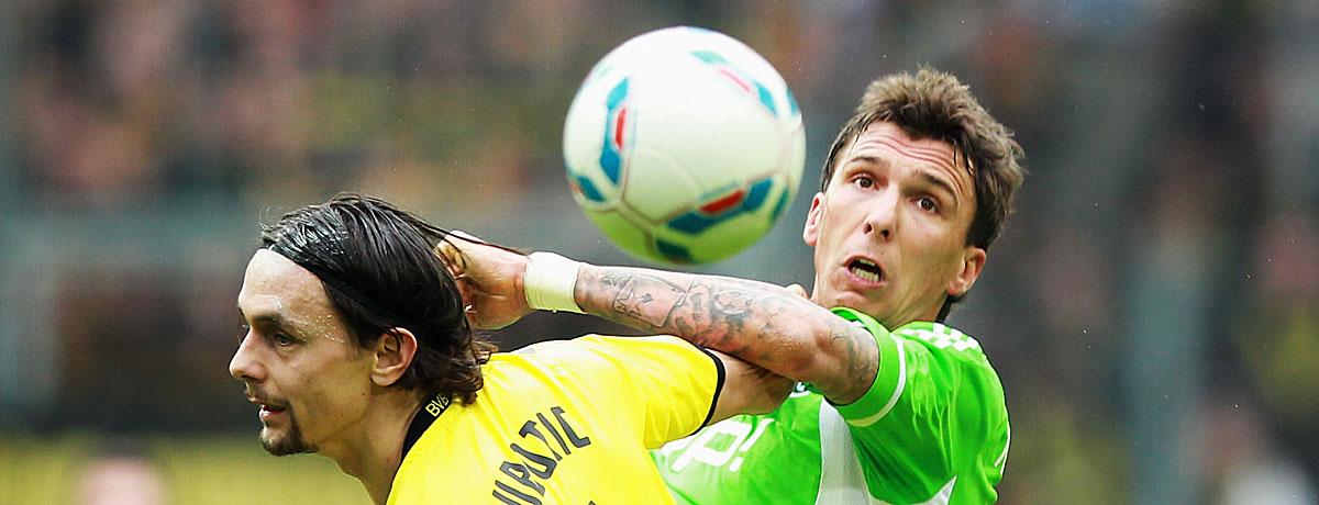 Mario Mandzukic VfL Wolfsburg