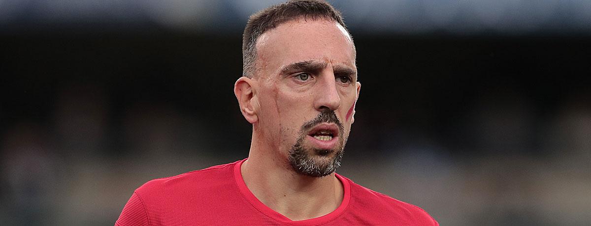 Franck Ribery Bayern München Gastarbeiter