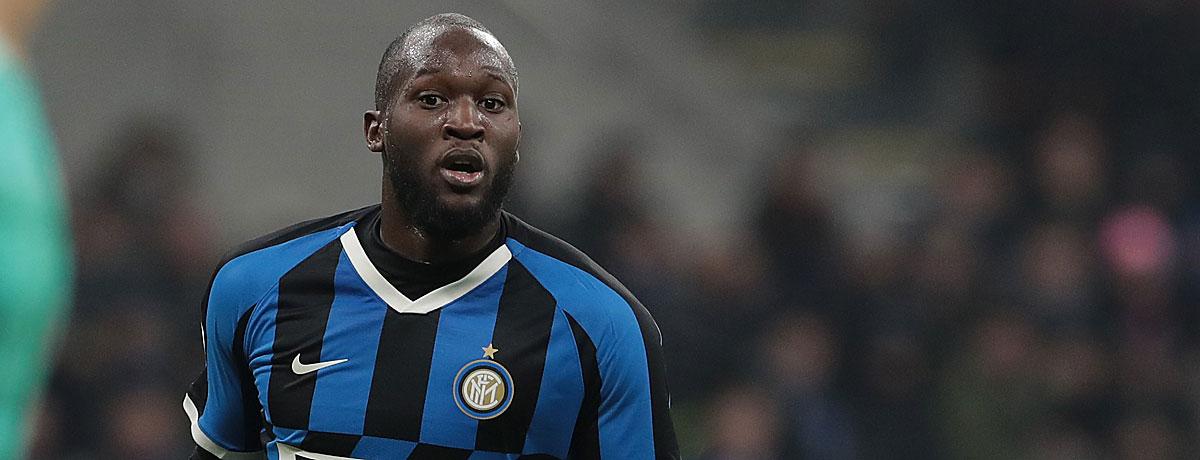 Romelu Lukaku Inter Mailand