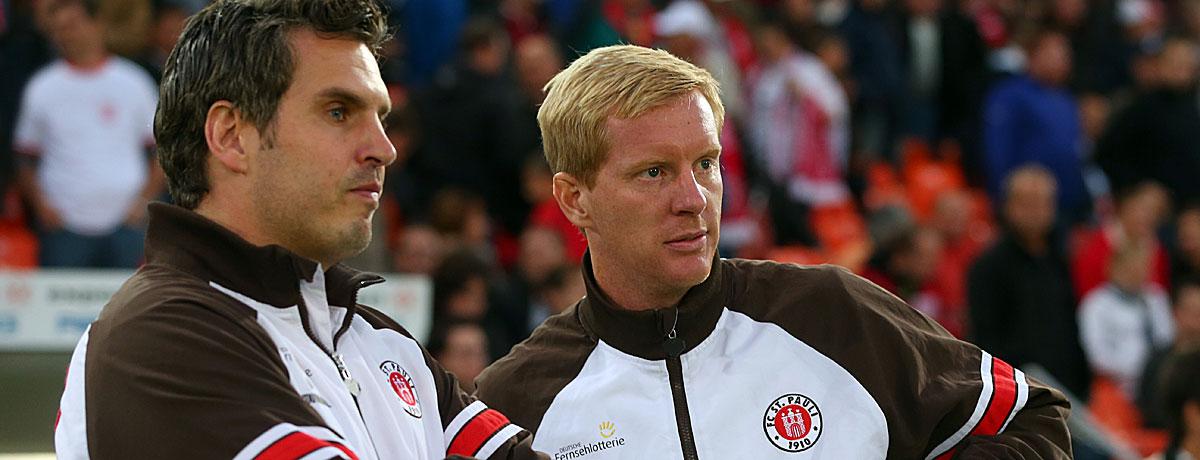 Timo Schultz neuer Trainer FC St. Pauli
