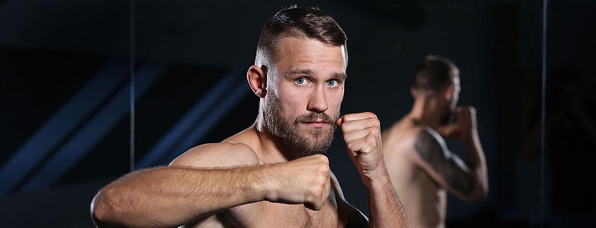 Niklas Stolze UFC