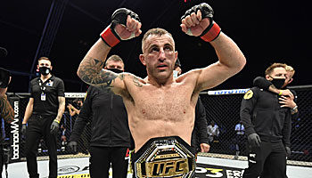 Undefeated Streak: Die aktuellen UFC-Siegesserien