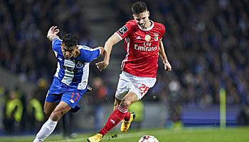 Benfica - Porto: Das Beste kommt zum Schluss