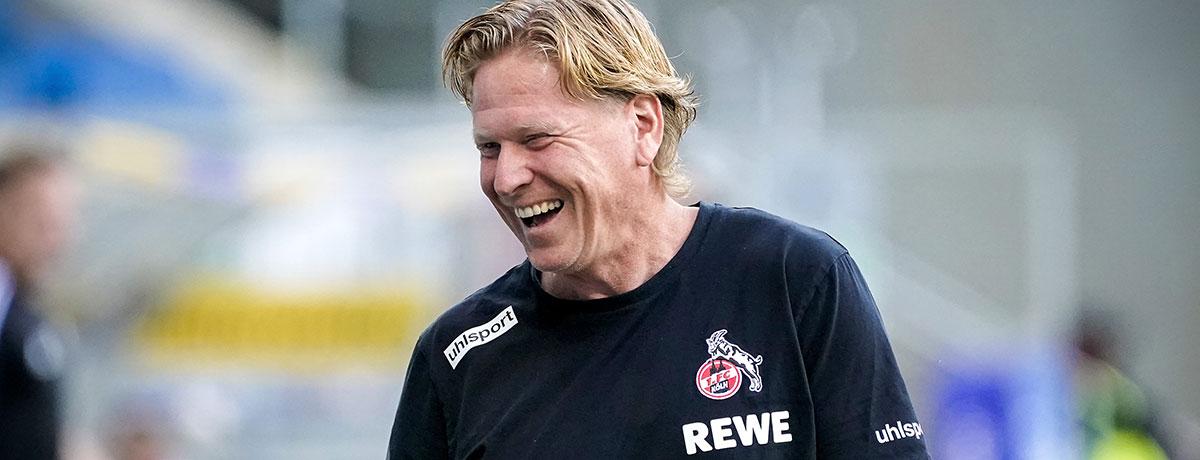 Köln-Trainer Markus Gisdol