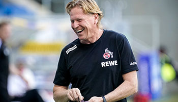 1. FC Köln: Mutige Verlängerung mit Markus Gisdol