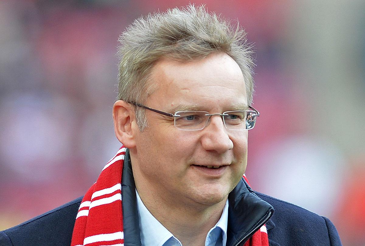 Ist von Markus Gisdol überzeugt - Kölns Vize-Boss Eckhard Sauren