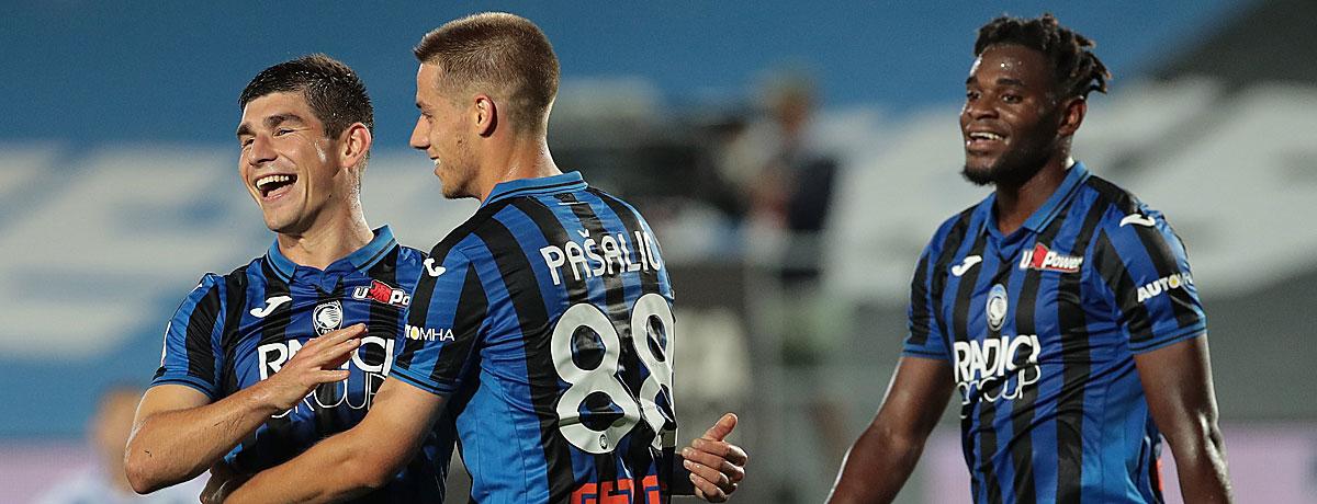 Atalanta - PSG: Der Underdog ist keinesfalls chancenlos