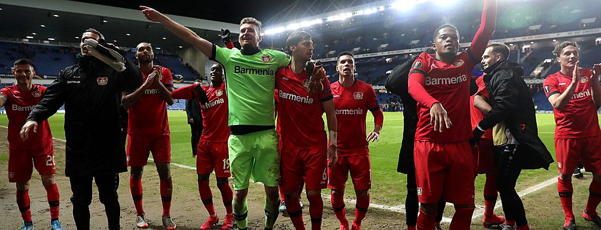 Bayer Leverkusen Europa League