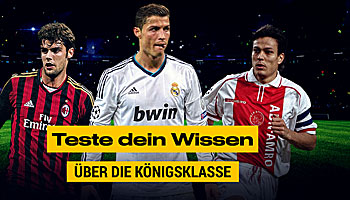 Das bwin Champions League-Quiz