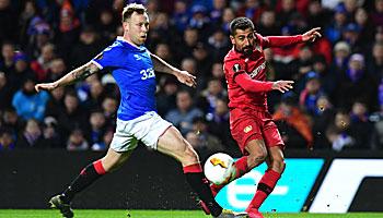 Bayer Leverkusen – Glasgow Rangers: Werkself vor großem Teilerfolg