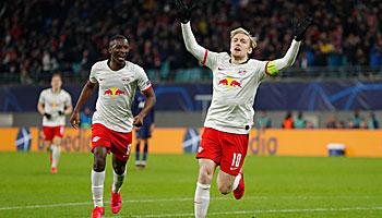 RB Leipzig – Atletico: Doppelte Premiere für die Roten Bullen