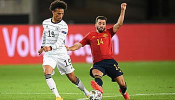 Spanien - Deutschland: DFB-Team reicht ein Unentschieden
