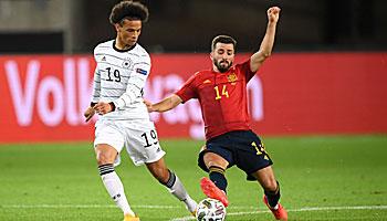 Spanien – Deutschland: DFB-Team reicht ein Unentschieden