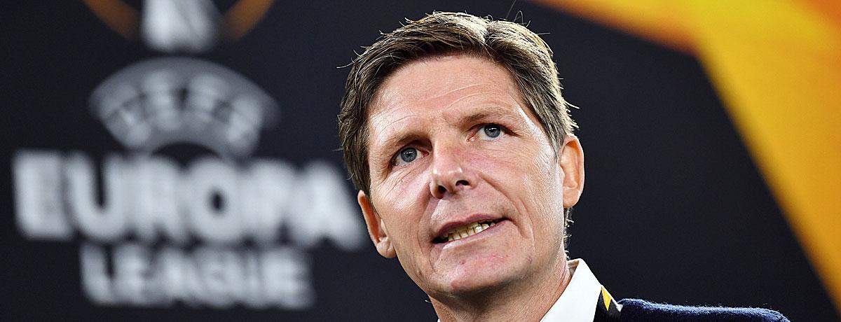 Oliver Glasner Trainer VfL Wolfsburg
