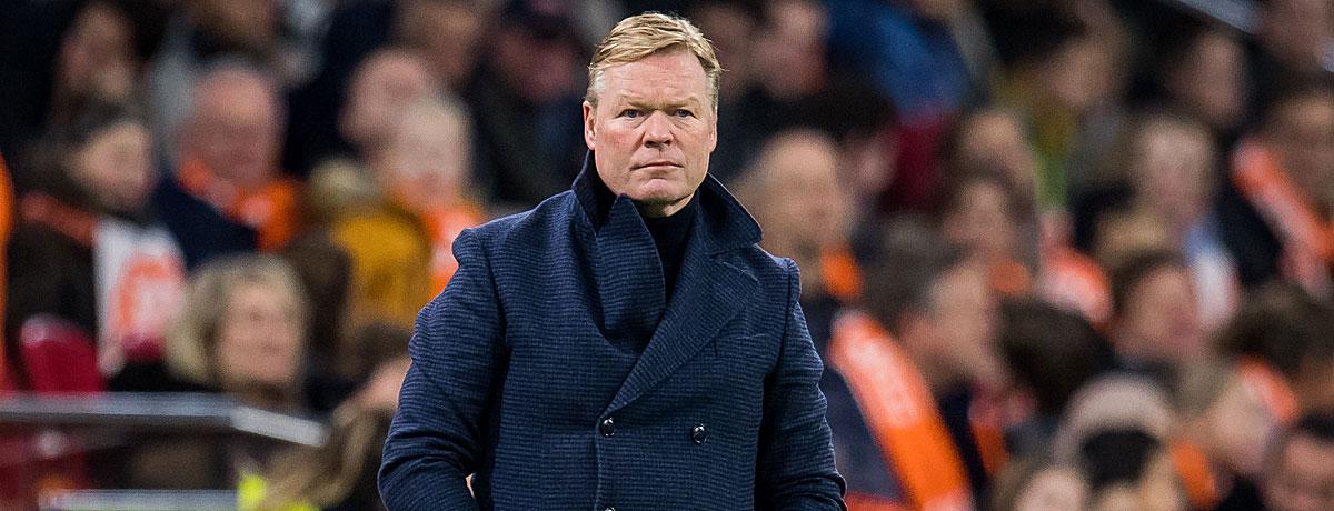 FC Barcelona: Niederländische Trainer garantieren Erfolg
