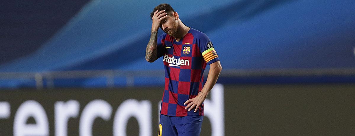 Lionel Messi Wechsel