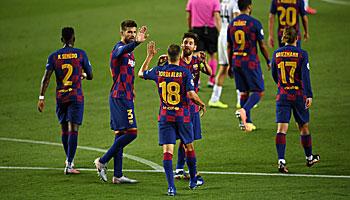 FC Barcelona – FC Bayern: Messi stellt sich dem Favoriten entgegen