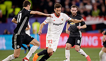 FC Sevilla – Manchester United: Red Devils wollen Revanche