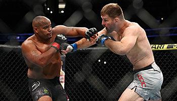 UFC 252: Zum 3. Mal heißt es Miocic vs. Cormier
