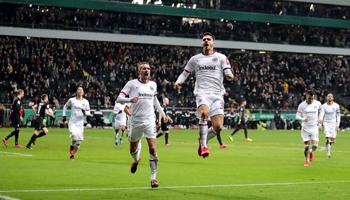 1860 München – Eintracht Frankfurt: Adler für neue Pokal-Höhenflüge bereit