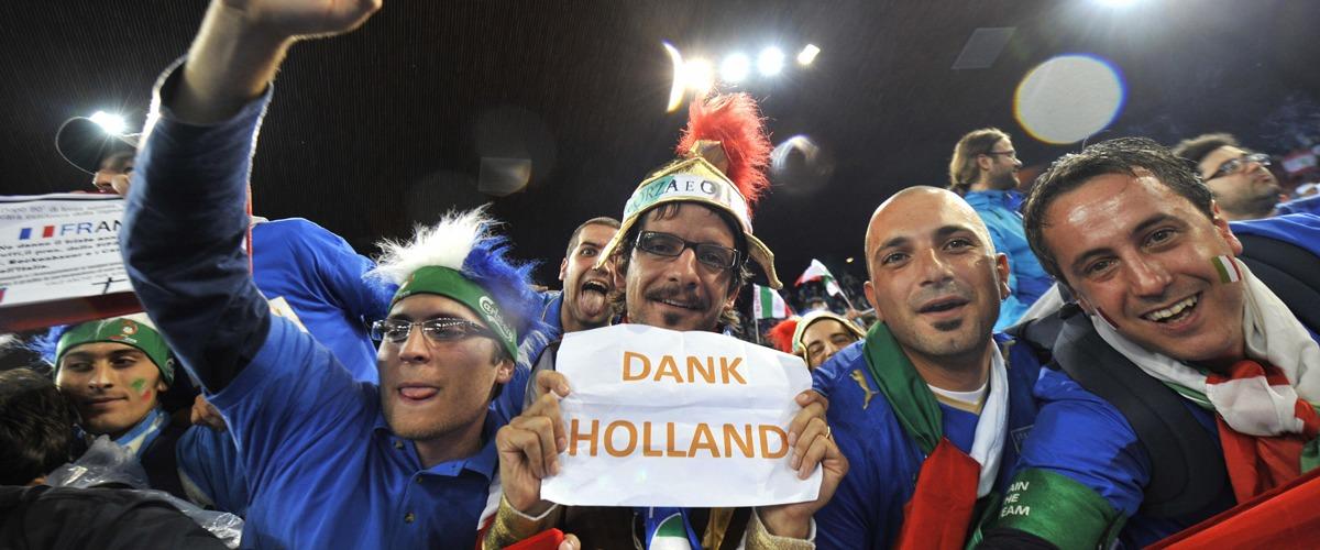 Niederlande Italien EM 2008