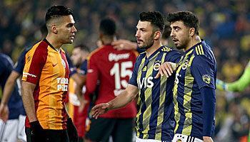 Galatasaray - Fenerbahce: Interkontinentales Derby spaltet Istanbul