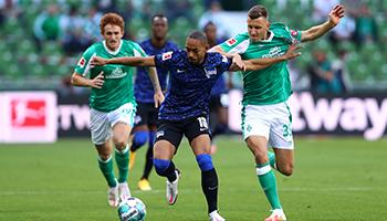 Werder Bremen – Hertha BSC: Bilanz macht Werder Hoffnung